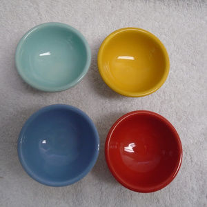 Pioneer Woman Stoneware Condiment or Dipping Bowls